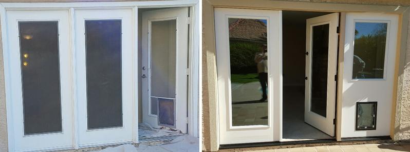 French Door 1